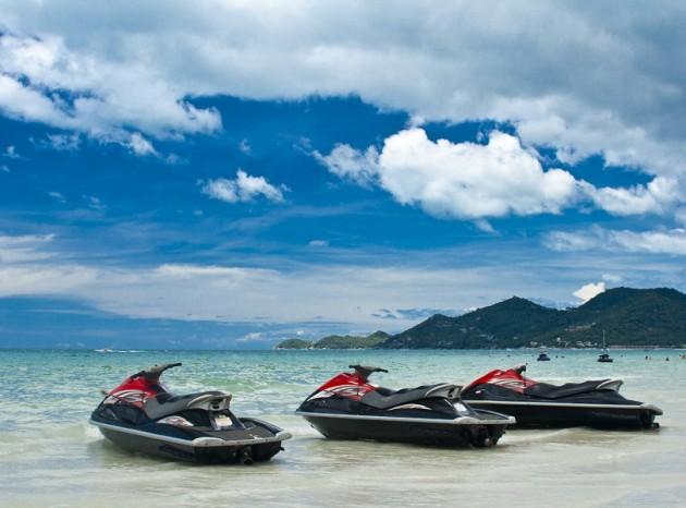 Seguros para motos de agua y barcos