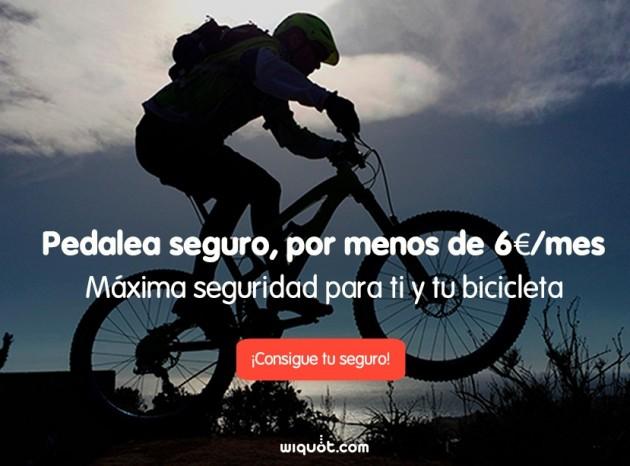 Seguro de bicicleta (Wiquot)